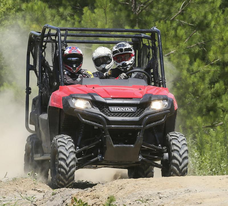 honda pioneer 700 4 utv rental wescan rentals. Black Bedroom Furniture Sets. Home Design Ideas