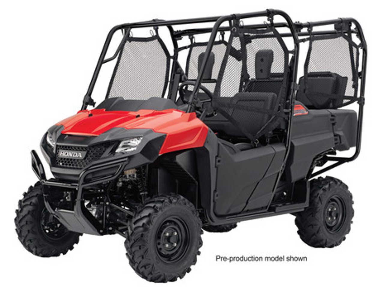 Honda Pioneer 700 >> Honda Pioneer 700 - 4 UTV Rental | Wescan Rentals