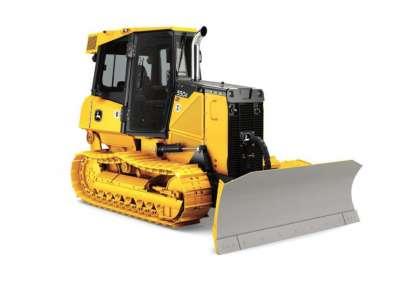 John Deere 550K LGP Crawler Dozer