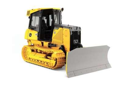 John Deere 650K LGP Crawler Dozer