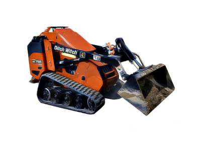 Ditch Witch SK750 Mini Track Loader Rental Vancouver