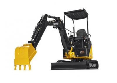 John Deere 17D Mini Excavator Rental Vancouver