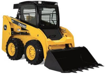 John Deere 315D Skid Steer Rental Surrey
