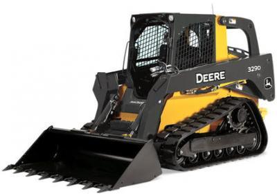John Deere 329D Compact Track Loader Rental Burnaby