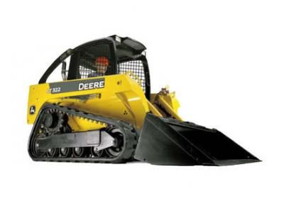 John Deere CT322 Compact Track Loader Rental Richmond