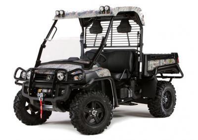 John Deere XUV 825i Utility Vehicle Rental Surrey